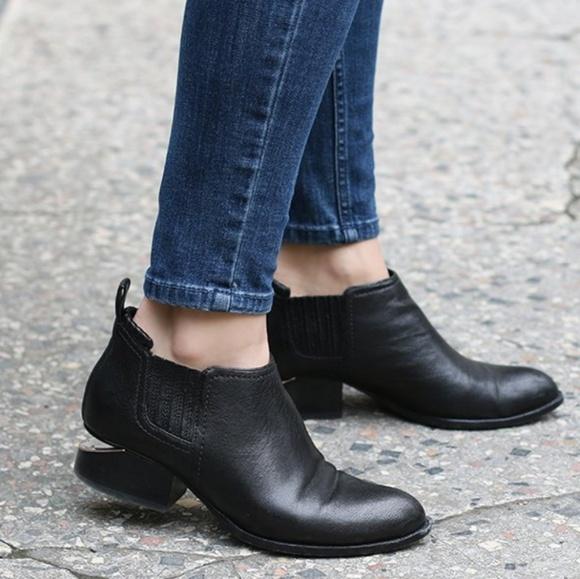 6bb9d5dc5a1 Alexander Wang Shoes - Alexander Wang Kori Ankle Boots